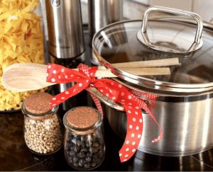 Stevia für die Küche